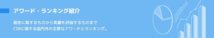 ランキング・アワード紹介
